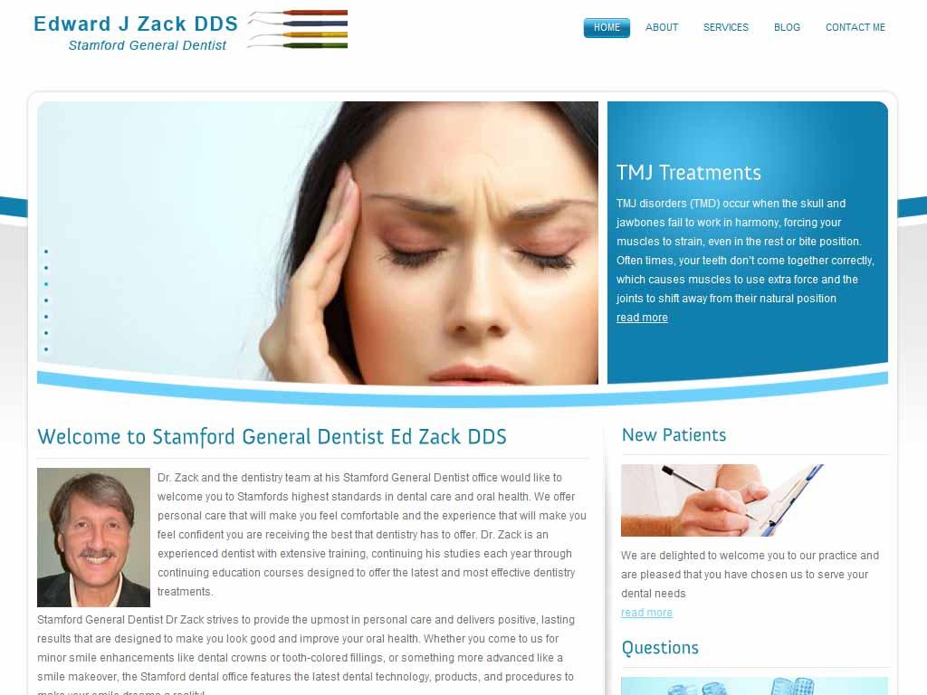 Dr Edward J Zack DDS