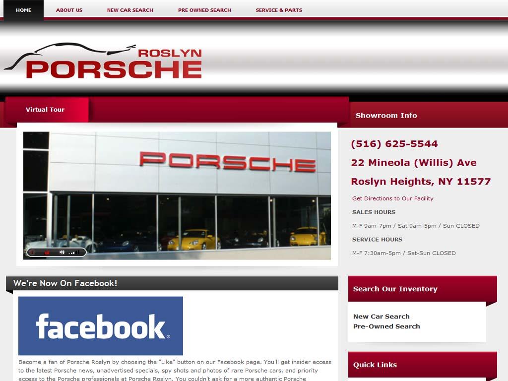 Porsche Roslyn