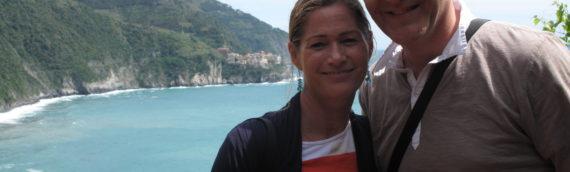 Andre Dash Cinque Terre Italy