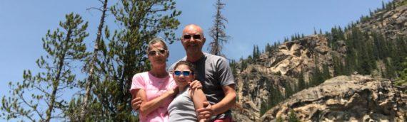 Andre Dash Aspen Grottos Trail
